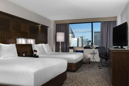 10 Hotels With Rooms With 2 Queen Beds In New York City