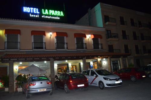 . Hotel La Parra