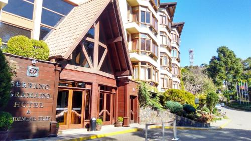 . Flat no Hotel Wish Serrano Resort