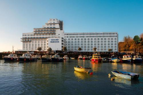 The Grand Burstin Hotel - Folkestone