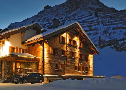 Bentleys House - Chalet - Zürs