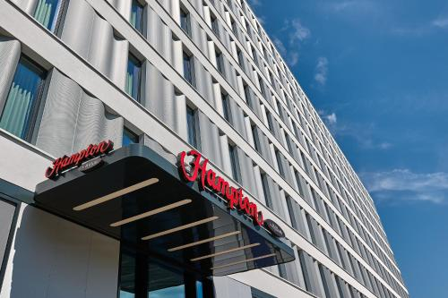 Hampton by Hilton Berlin City Centre Alexanderplatz in Berlin