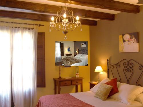 Doppelzimmer mit Aussicht Casa del Infanzón 30