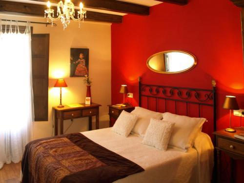 Habitación Doble - 1 o 2 camas Casa del Infanzón 15