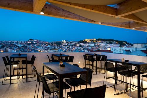 . Lisboa Pessoa Hotel