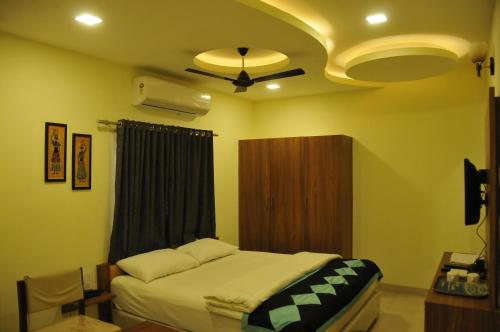 Ac Executive Room ( Single Bed)