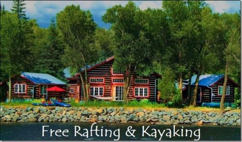 Riverside Meadows Cabins - Accommodation - South Fork