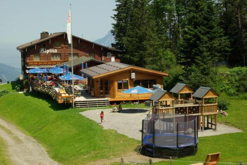 Berghotel Alpina am Pizol Wangs
