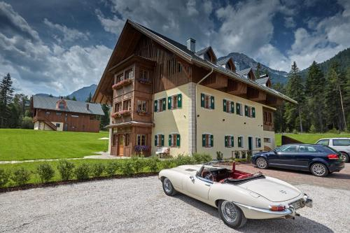 Natura Boutique Chalet Wellness SPA Toblach