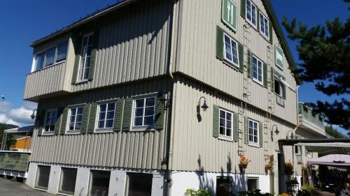Vertshuset Fannarheimr