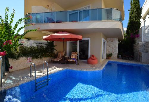 . Asfiya Retreat - Apartment Violet with Private Pool