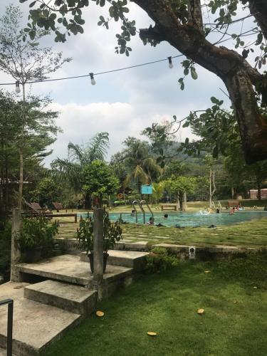 Tasik Kebun Serendah, Hulu Selangor