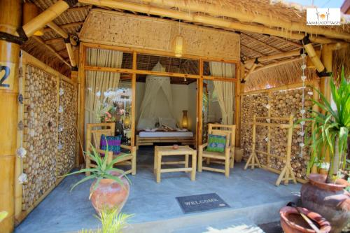 Bambu Cottages Lombok