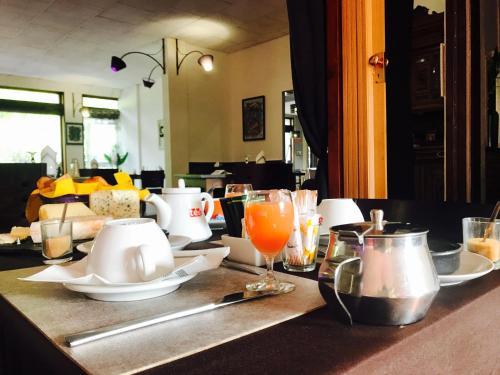 . Hotel Restaurant Les Planottes