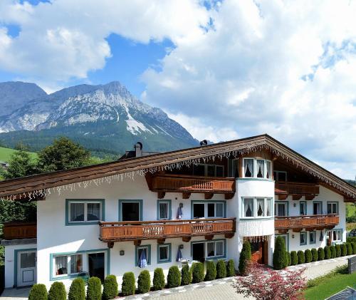 Apartments Scheffau Scheffau