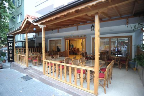 Yalova Thermal Aydın Hotel address