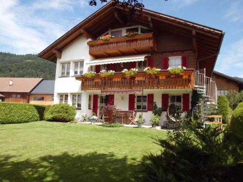 Ferienwohnung Annele - Hittisau