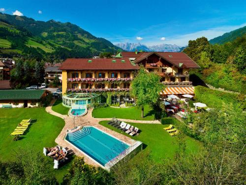 Hotel Lerch St. Johann i.Po.-Alpendorf