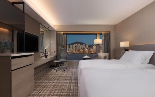 New World Millennium Hong Kong Hotel photo 43