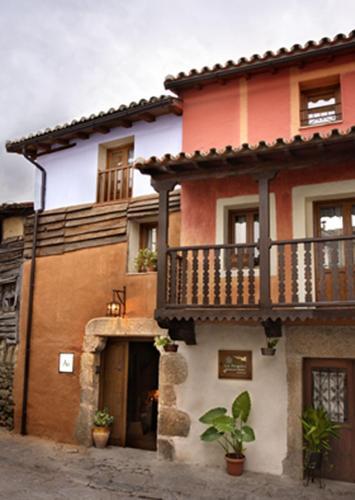 . Apartamentos Rurales Los Vergeles