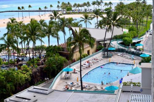 Ilikai Beachfront Condo #1341 - Honolulu, HI 96815