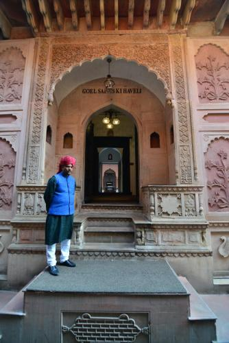 Haveli Dharampura, 2293, Gali Guliyan, Dharampura, Chandni Chowk, 110006, New Delhi, India.