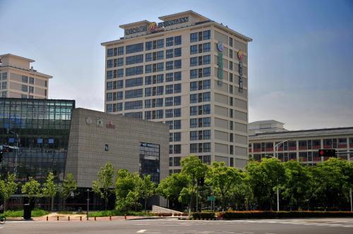 . Jinjiang Inn Select– Suzhou industrial park dushu lake higher education area