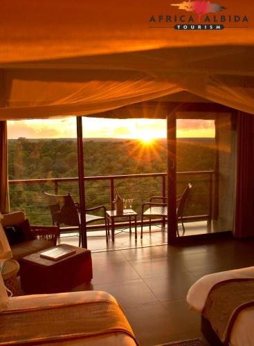 . Victoria Falls Safari Club
