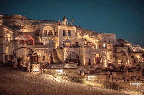 Çavuşin Phocas Cave Suites tek gece fiyat