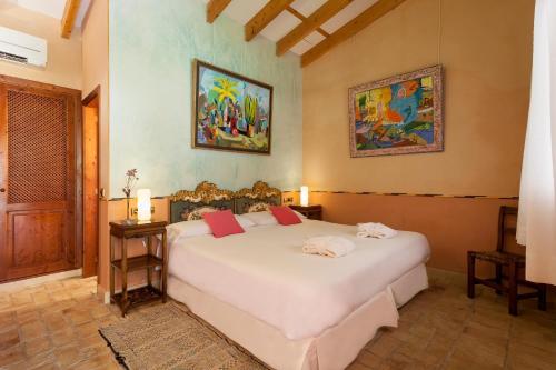 Habitación Doble con terraza Es Revellar Art Resort Adults Only 3