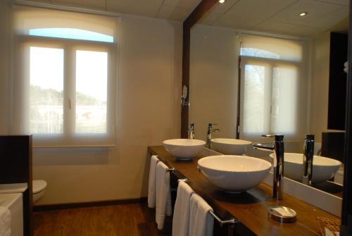 Superior Doppelzimmer  - Einzelnutzung Molí Blanc Hotel 9