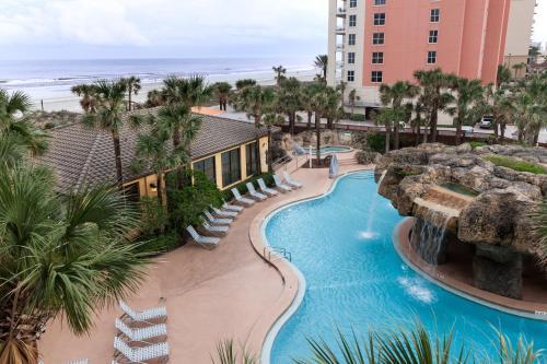 . Hampton Inn Oceanfront Jacksonville Beach