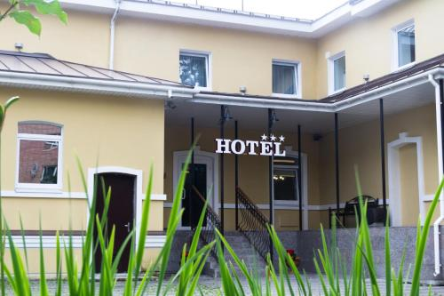 . Boutique Hotel Stolitsa