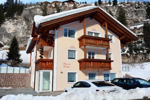 Apartment Plan de Socrep - Santa Cristina in Val Gardena