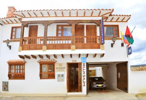 Hotel   Hospederia Villa Palva