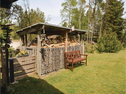 Holiday home Rugmarken Strandby XI, Pension in Strandby