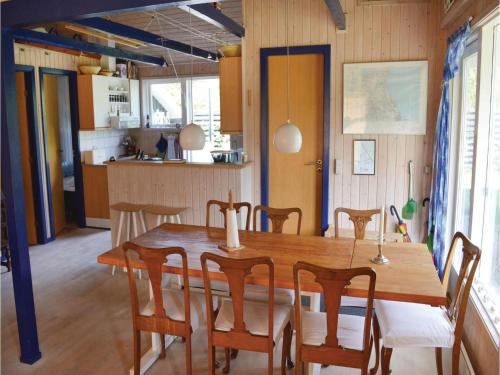 Holiday Home Jerup with Fireplace III, Pension in Jerup
