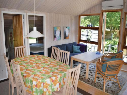 Holiday Home Jerup with Fireplace V, Pension in Jerup