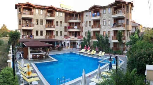 Side Nar Apart Hotel yol tarifi