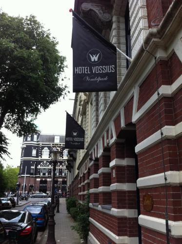 Hotel Vossius Vondelpark impression