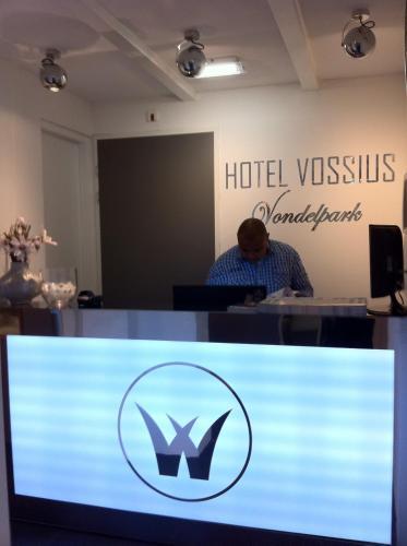 Hotel Vossius Vondelpark photo 36