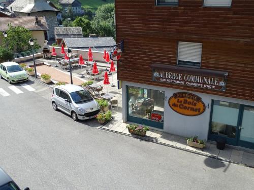 Auberge Le Bois du Cornet - Accommodation - La Forclaz