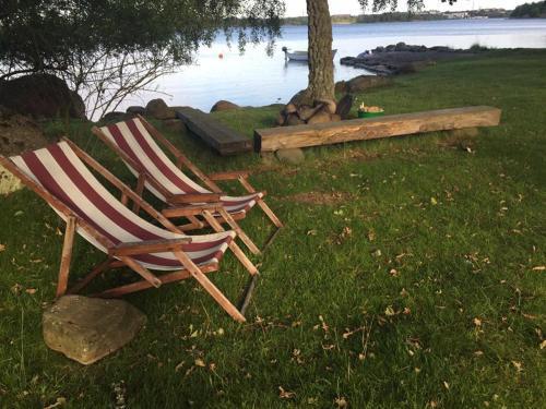 Hotel-overnachting met je hond in Amiralsgården Werstorp - Karlskrona