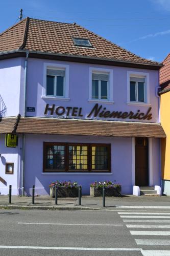Accommodation in Pulversheim