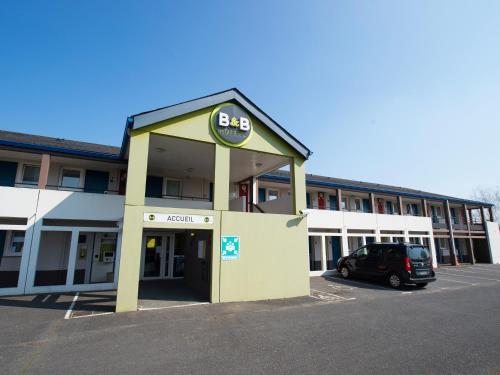 HotelB&B Hôtel Tours Nord 1 Val de Loire