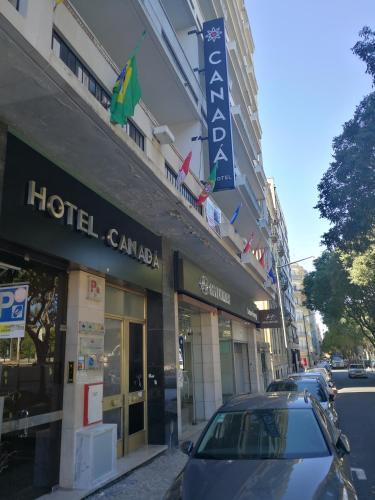 Hotel Canada impression