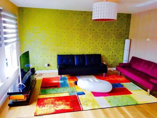 Glasgow City Primo location 2 Bed flat - Apartment - Glasgow