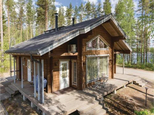 Two-Bedroom Holiday Home in Savonlinna