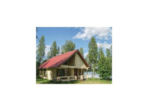 Three-Bedroom Holiday Home in Hirvensalmi