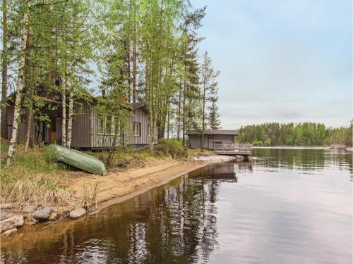 Three-Bedroom Holiday Home in Savonlinna